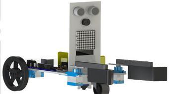 Diseña, fabrica y programa tu propio robot course image