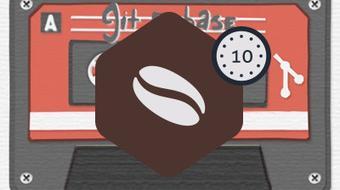 Git Basics: Git Rebase Mixtape course image