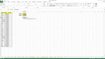 Succeed in Excel 2013 - Master formulas course image