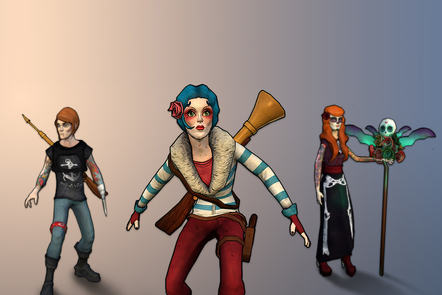 Game Design and Development: Video Game Character Design course image