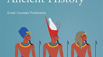 Special Collection - The Joy of Ancient History - CD, digital audio course course image