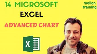 14 Microsoft Excel Advanced Charts course image