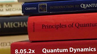 Mastering Quantum Mechanics Part 2: Quantum Dynamics course image