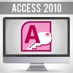 Microsoft Access 2010 course image