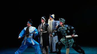 Cantonese Opera: from Backstage to the Stage course image