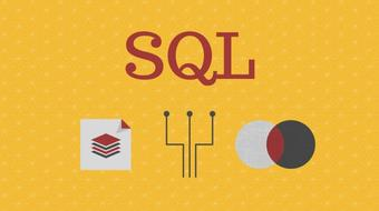 SQL - Introduction to JOINing Tables course image