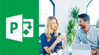 Managing Projects with Microsoft Project course image