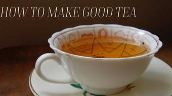 How to Make Good Tea: Create a Custom Brew for Healing + Pleasure course image