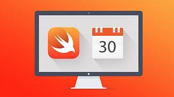 30 Days of Swift: Learn the Basics & Build an iOS App. course image