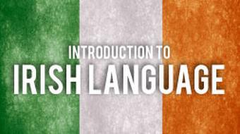 Introduction to the Irish Language course image