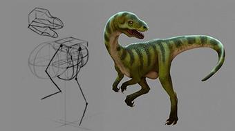 How to Draw Animals in Perspective course image