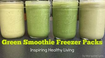 Green Smoothie Freezer Packs - Meal Prepping Made Easy course image