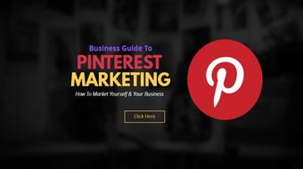Pinterest For Business: How To Grow Your Account And Market course image