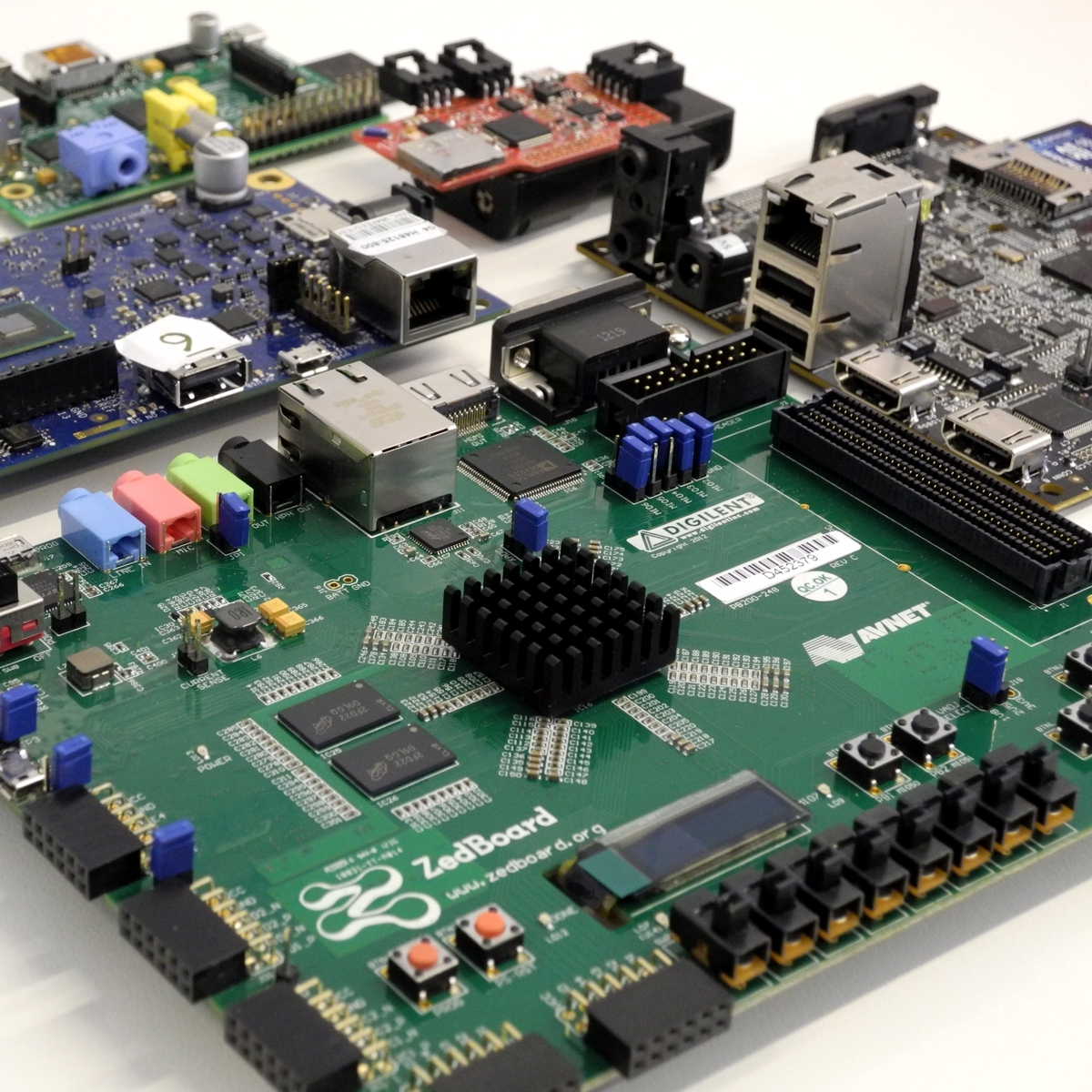 Embedded Hardware and Operating Systems course image