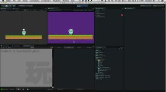 Make a 2D Platformer Video Game with Unity and PlayMaker (no coding required) [Part 2] course image