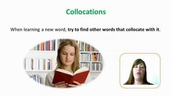 The IELTS Grammar: Collocations course image