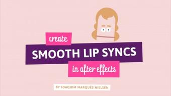 Create Smooth Lip Syncs in After Effects course image