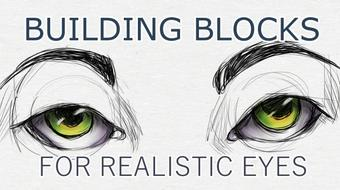 Drawing Eyes - Building Blocks for Creating Realistic Eyes course image