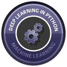 Deep Learning in Python course image