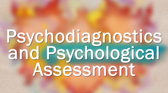 Psychodiagnostics and Psychological Assessment course image
