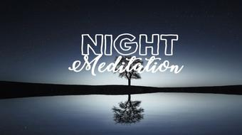 Night Meditation: 10 Minute Meditations for Sleep course image