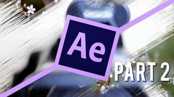 Beautiful Video Transitions in After Effects: Template (Part 2 of 2) course image