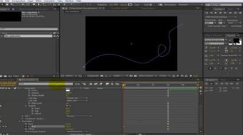 How to create animated dotted line in After Effects course image