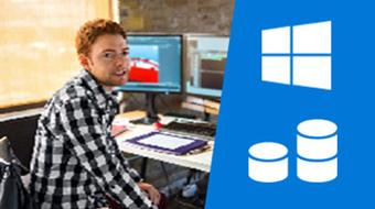 Optimizing Microsoft Windows Server Storage course image