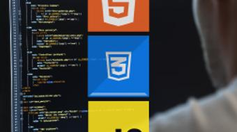 Diploma in HTML5, CSS3 and JavaScript course image