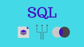 SQL - Introduction to Querying Databases course image