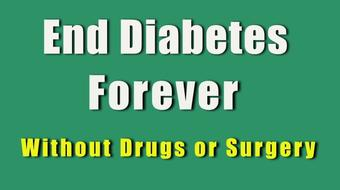 End Diabetes Forever course image