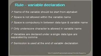 Training of C++ Programming Language course image