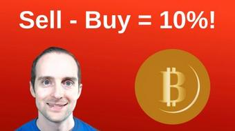 How I Buy Bitcoin at 101% and Sell at 111%! course image