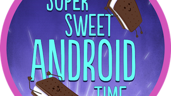Super Sweet Android Time course image