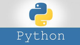 Learn Python Programming Language From Beginning to Advanced بالعربي قسم 1 course image