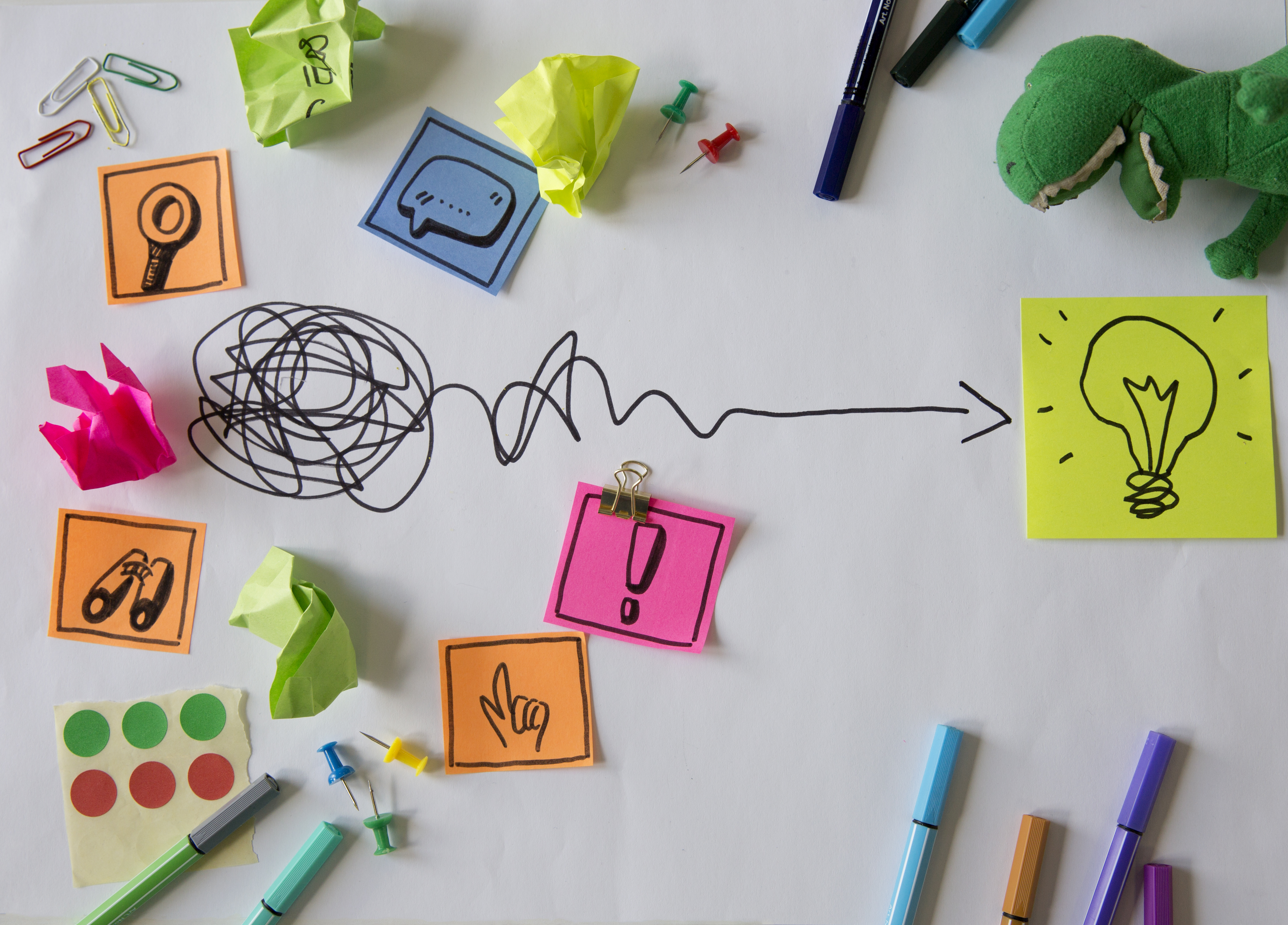 Human-Centered Design: From Synthesis to Creative Ideas course image