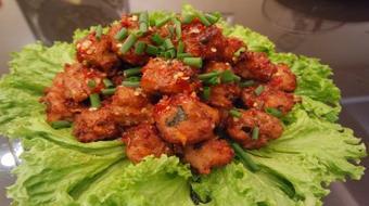 Delicious Asian Homemade Meatballs course image