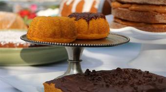 Gluten-Free Teacakes from Around the World with Dairy-Free Options:(part 1) Carrot Teacake course image