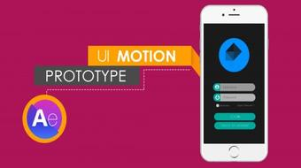 UI Motion | Prototype in Adobe After Effect course image