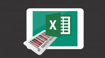 Excel VBA for Business: Barcodes course image