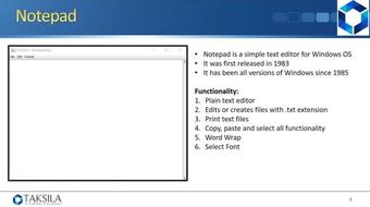 Java By Example (Project 12) - Notepad Application course image