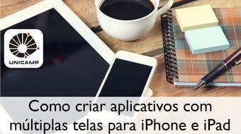 Como criar aplicativos com múltiplas telas para iPhone e iPad course image
