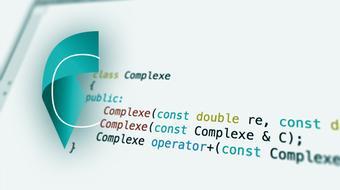 Introduction à la programmation orientée objet (en C++) course image