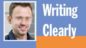 Sentence Sense: Writing Clearly for Publications, Work, and School course image