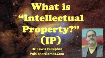 Explaining Intellectual Property to Aspiring Game Designers (Game Design 107) course image