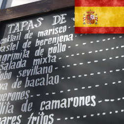 Basic Spanish - Restaurants and Dining Out course image