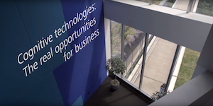 Cognitive technologies: The real opportunities for business course image