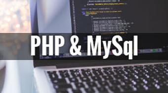 Introduction to PHP and MySQL Programming course image
