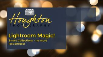 Lightroom Magic! - Smart Collections - no more lost photos! course image