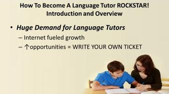 How to Become a Language Rockstar course image